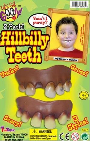 Funtastic-hillbilly-teeth-lead-recall