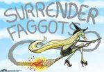 Surrender_faggots