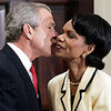 President_bush_kissing_condoleezza_rice